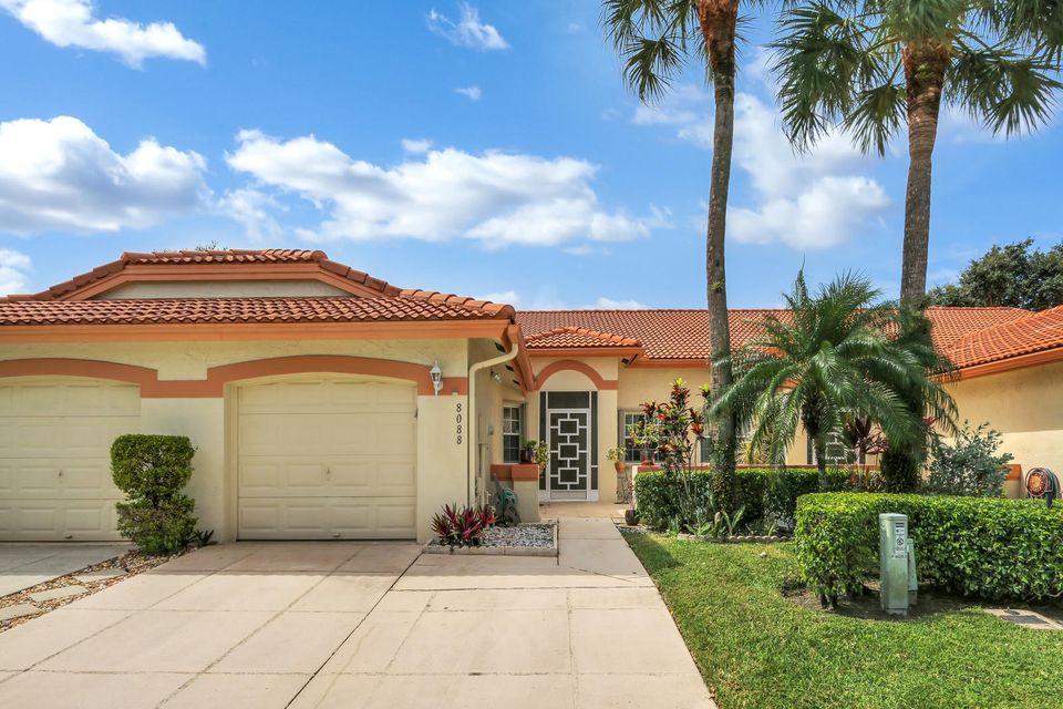 Home for sale in Waterways At Delray Ph 4 Delray Beach Florida