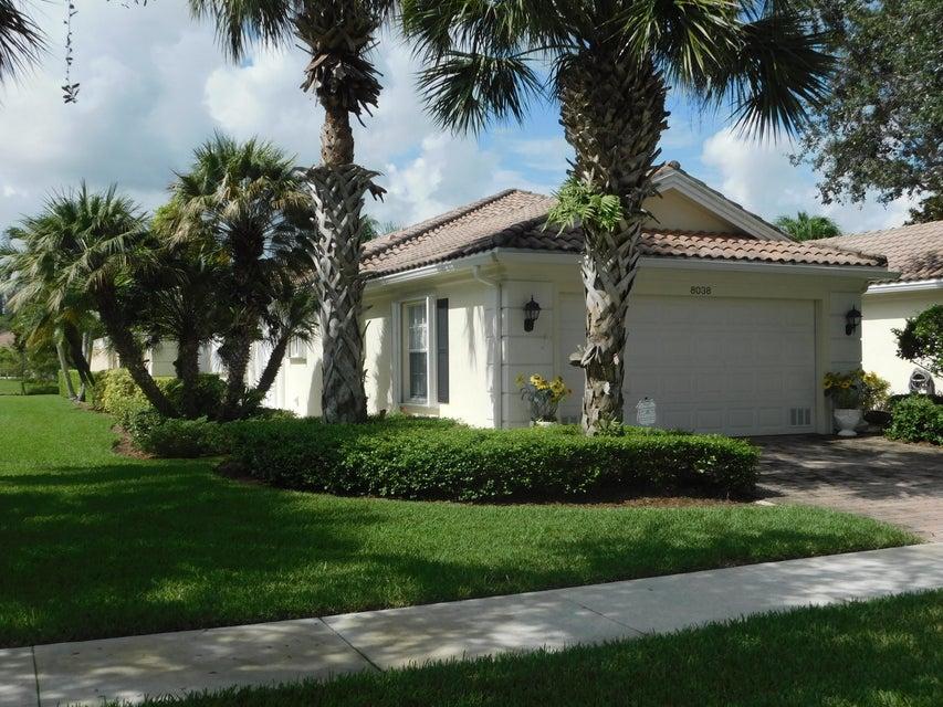 8038 Montserrat Place Wellington, FL 33414