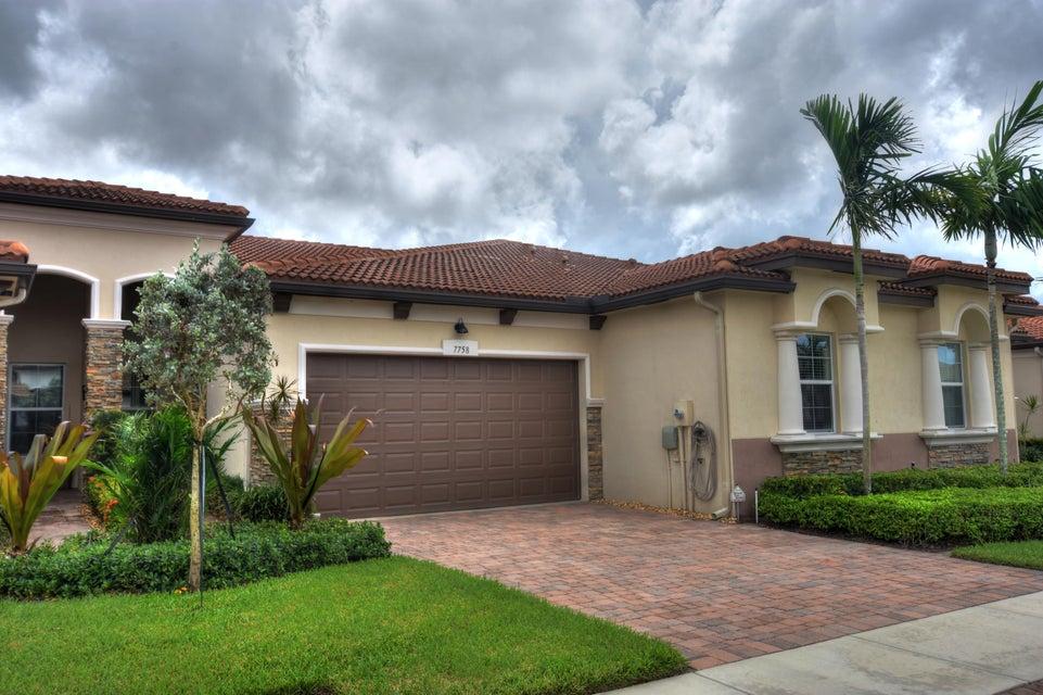 VILLAGGIO RESERVE home 7758 Serra Way Delray Beach FL 33446
