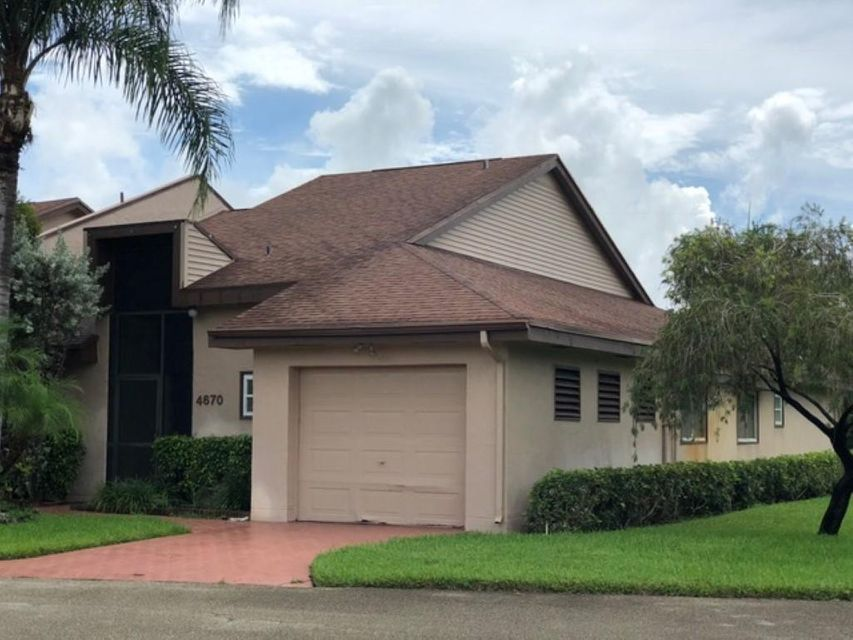Home for sale in FOUNTAINS OF PALM BEACH Lake Worth Florida
