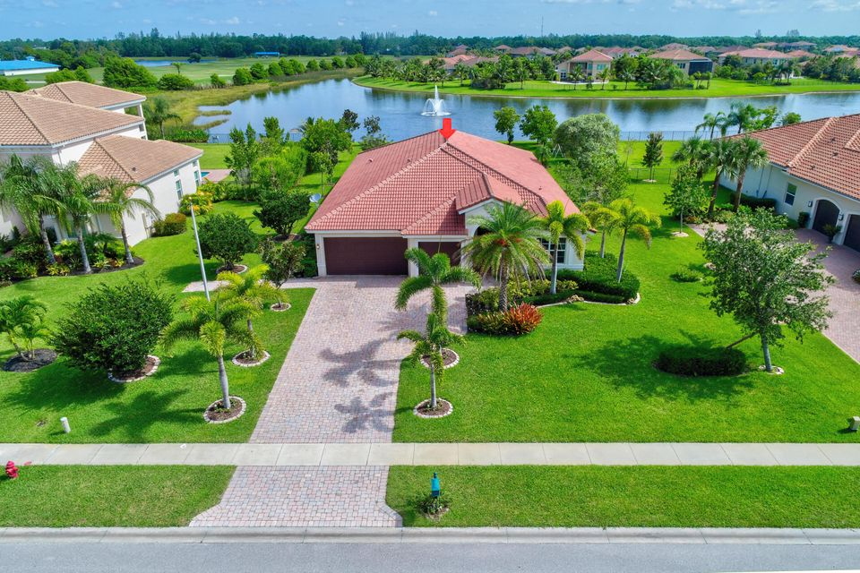 Home for sale in Bay Hill Estates - The Preserve Palm Beach Gardens Florida
