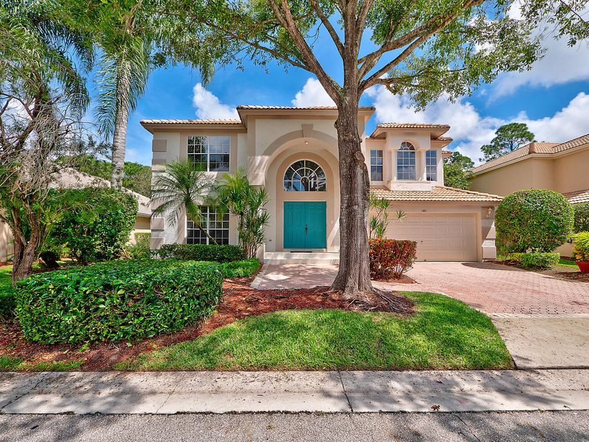 105 Bent Tree Drive  Palm Beach Gardens FL 33418