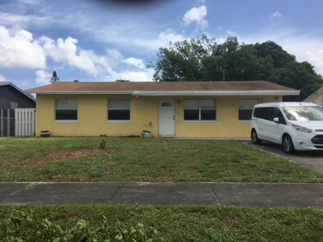 Home for sale in COLEMAN PARK SUBDIVISION Pompano Beach Florida