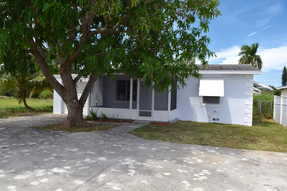 Home for sale in MODEL LAND CO SUB             N 80 FT OF S 100 FT OF W Lake Worth Florida