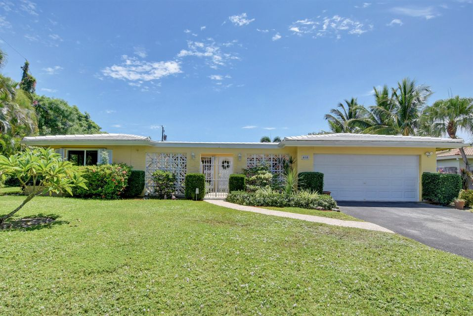 410 SW 7th Way  Boca Raton FL 33486
