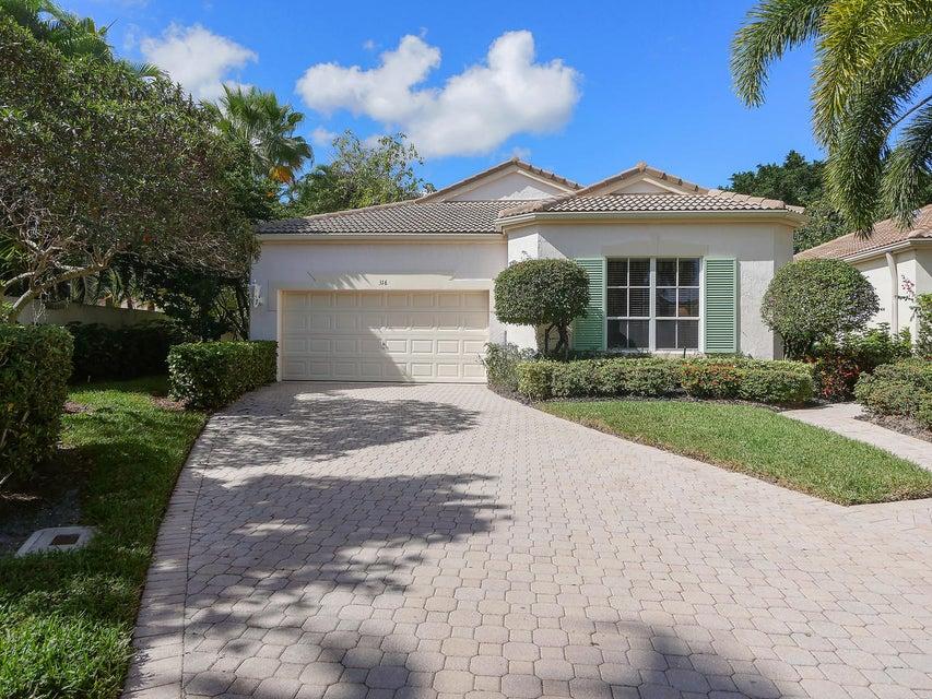 316 Sunset Bay Lane  Palm Beach Gardens FL 33418