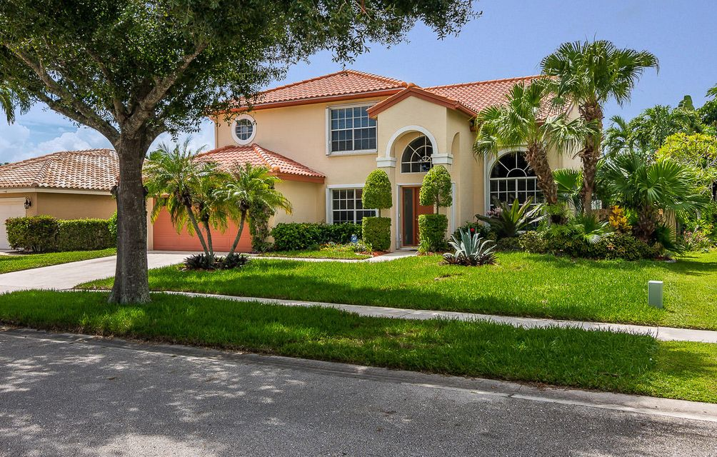 Home for sale in RAINBOW LAKES TR A Boynton Beach Florida