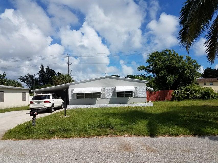 3002 French Avenue  Lake Worth, FL 33461
