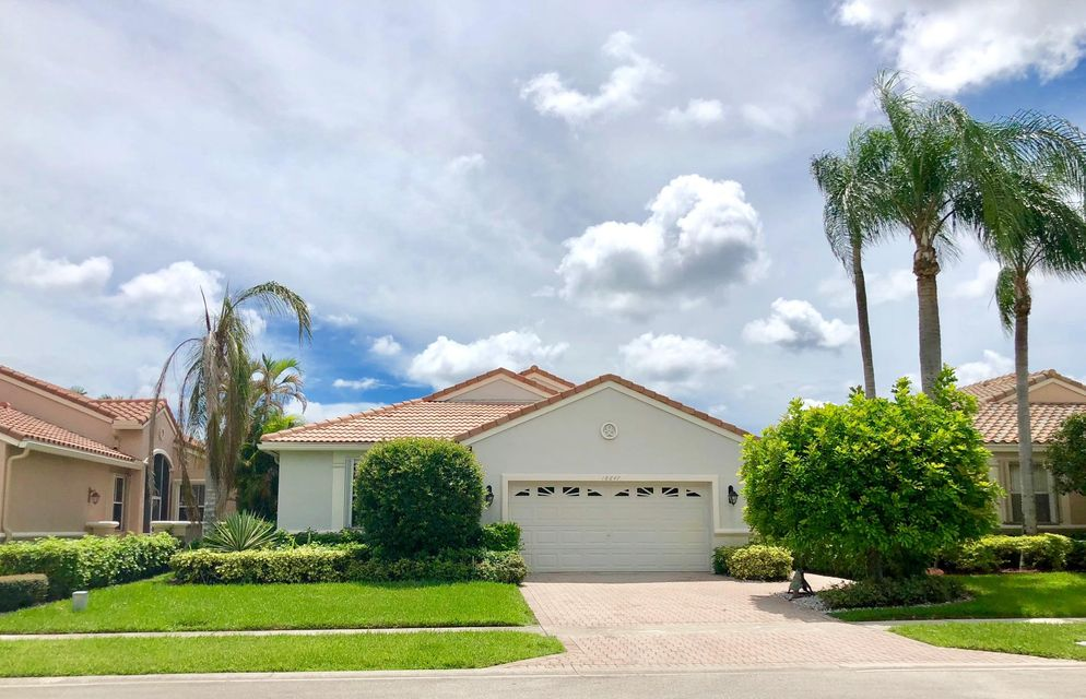18647 Sea Turtle Lane  Boca Raton FL 33498