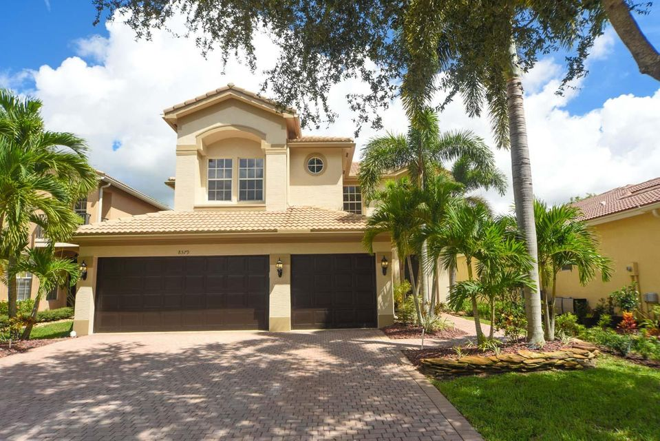 8579 Woodgrove Harbor Lane  Boynton Beach FL 33473