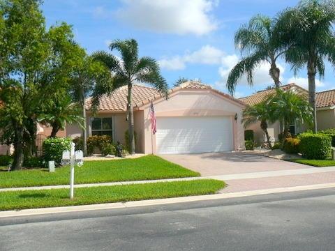 CASCADE LAKES home 5091 Corbel Lake Way Boynton Beach FL 33437