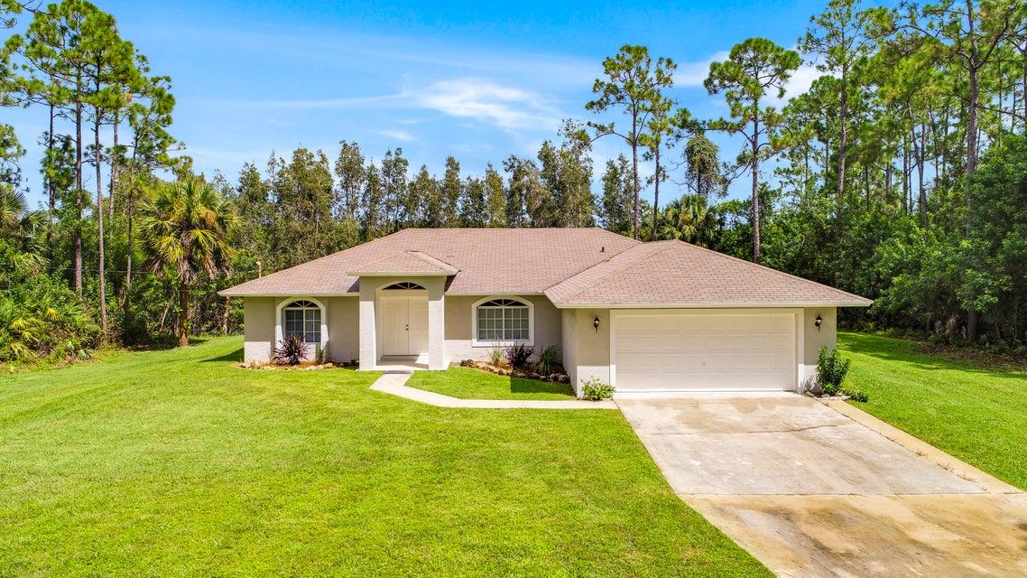 Home for sale in Acreage & Unrec Loxahatchee Florida