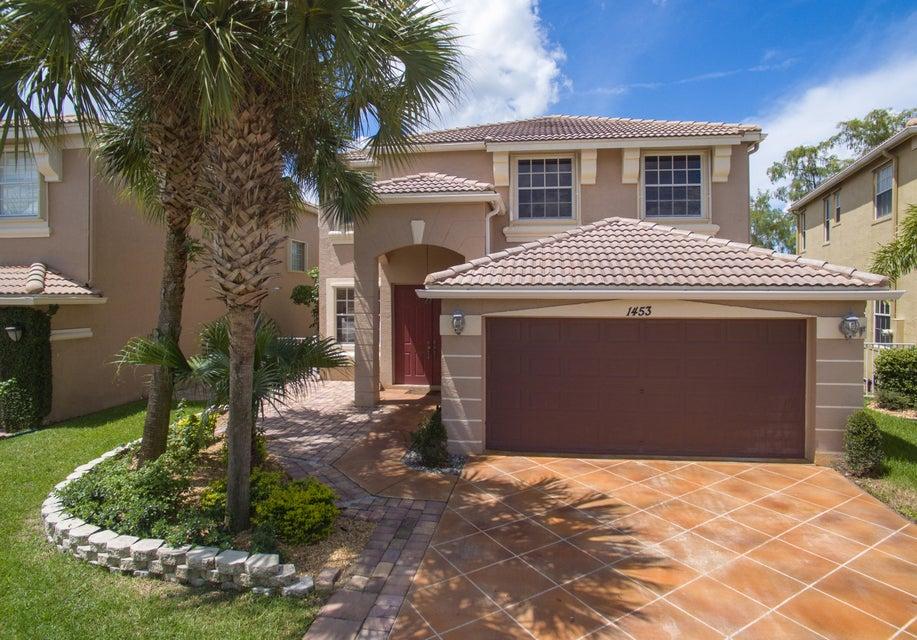 1453 Briar Oak Court Royal Palm Beach, FL 33411