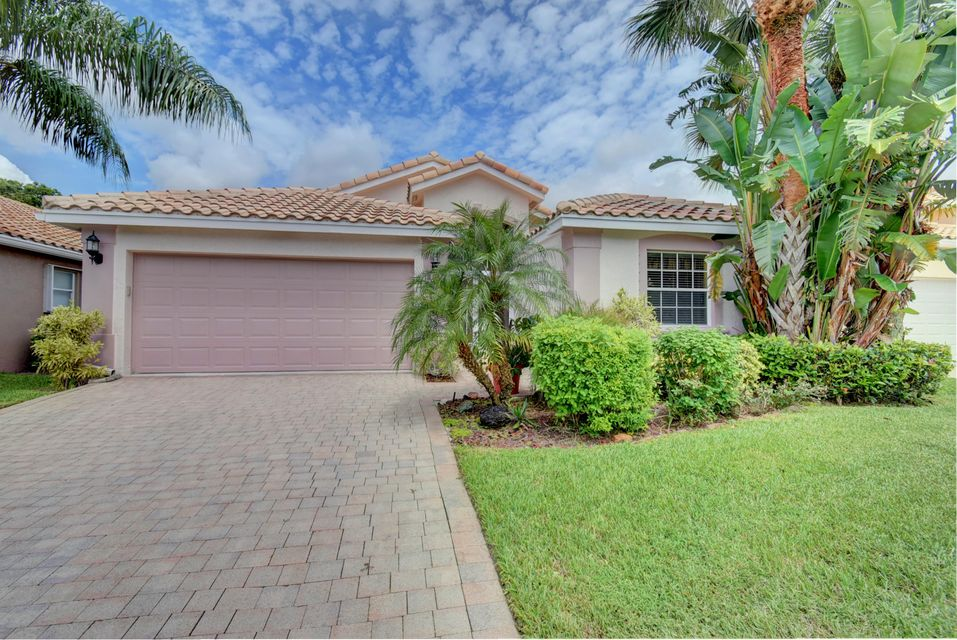 PONTE VECCHIO home 7019 Trentino Way Boynton Beach FL 33472