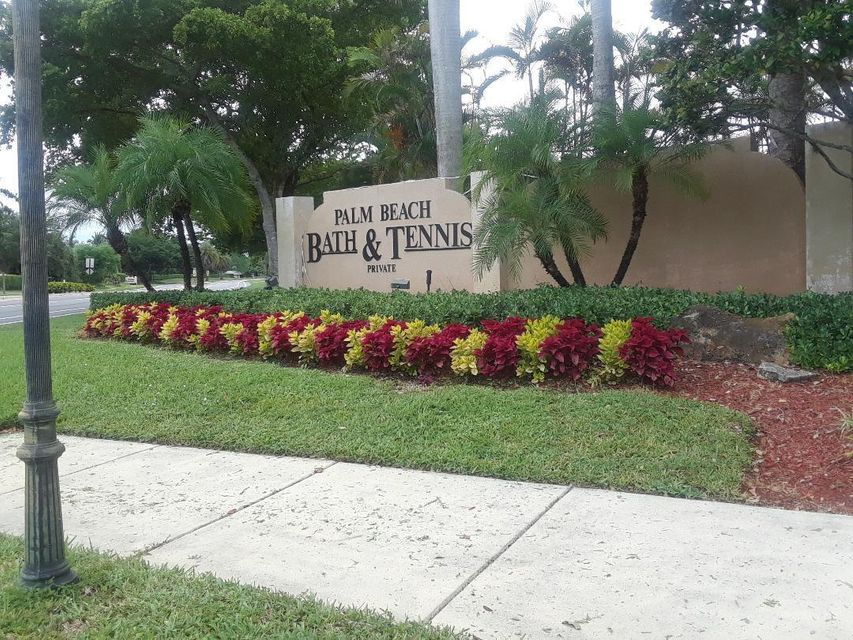Home for sale in Palm Beach Bath And Tennis Delray Beach Florida