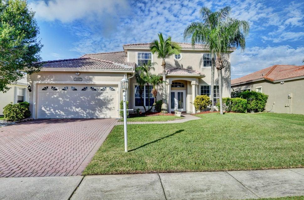 21927 Palm Grass Drive  Boca Raton FL 33428