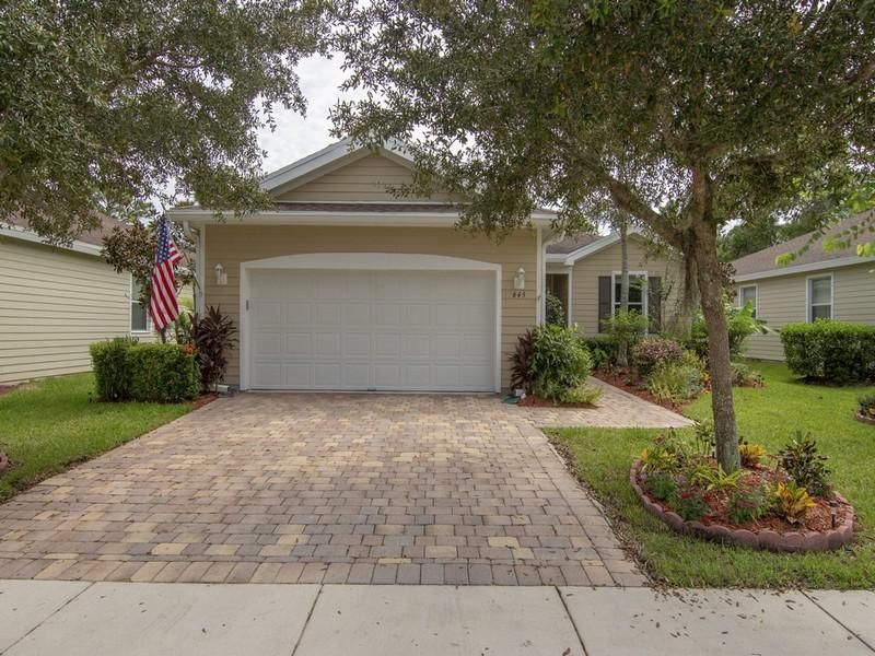 Photo of 645 Moss Rose Port Saint Lucie FL 34983 MLS RX-10463967