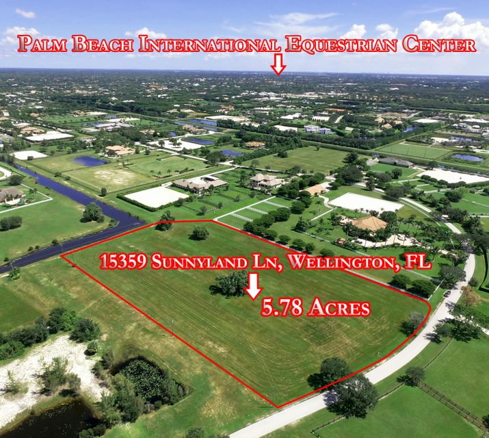 15359 Sunnyland Lane Wellington, FL 33414