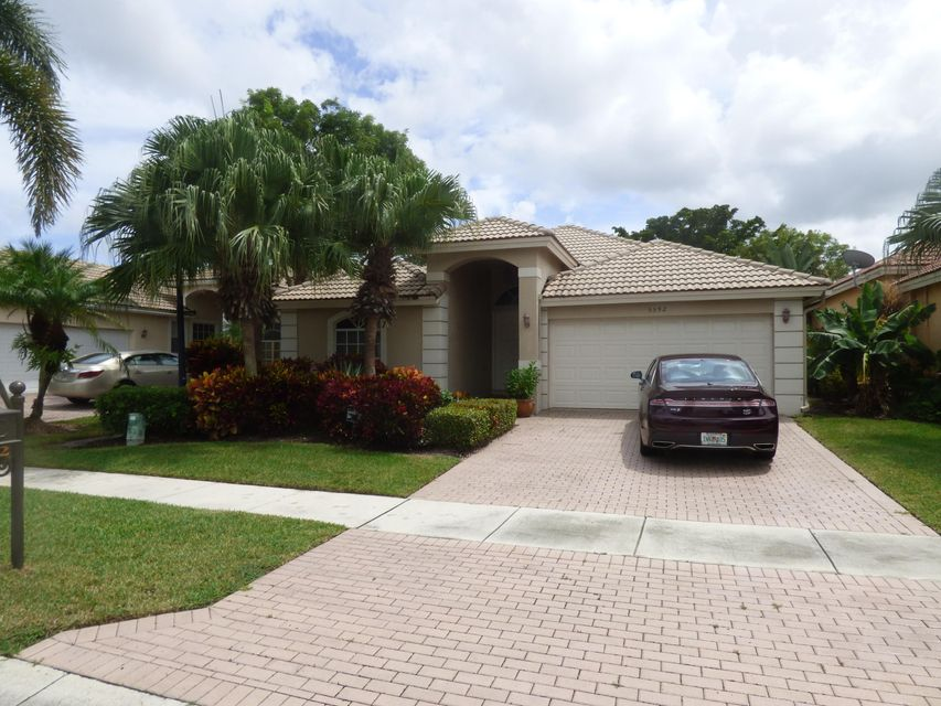Home for sale in Oakmont at the Fountains Lake Worth Florida
