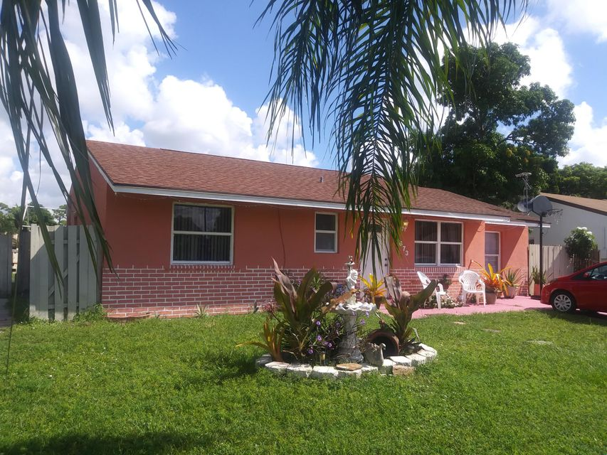Home for sale in PALM BEACH VILLAS II 2 Greenacres Florida