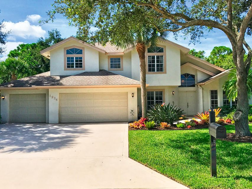Home for sale in DANFORTH PLAT NO 1 Palm City Florida
