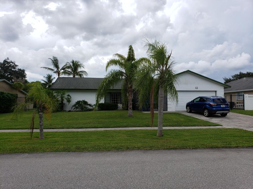 Home for sale in WILLOWS THE FIRST ADD Royal Palm Beach Florida