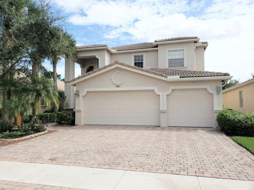 7471 Via Luria Lake Worth, FL 33467