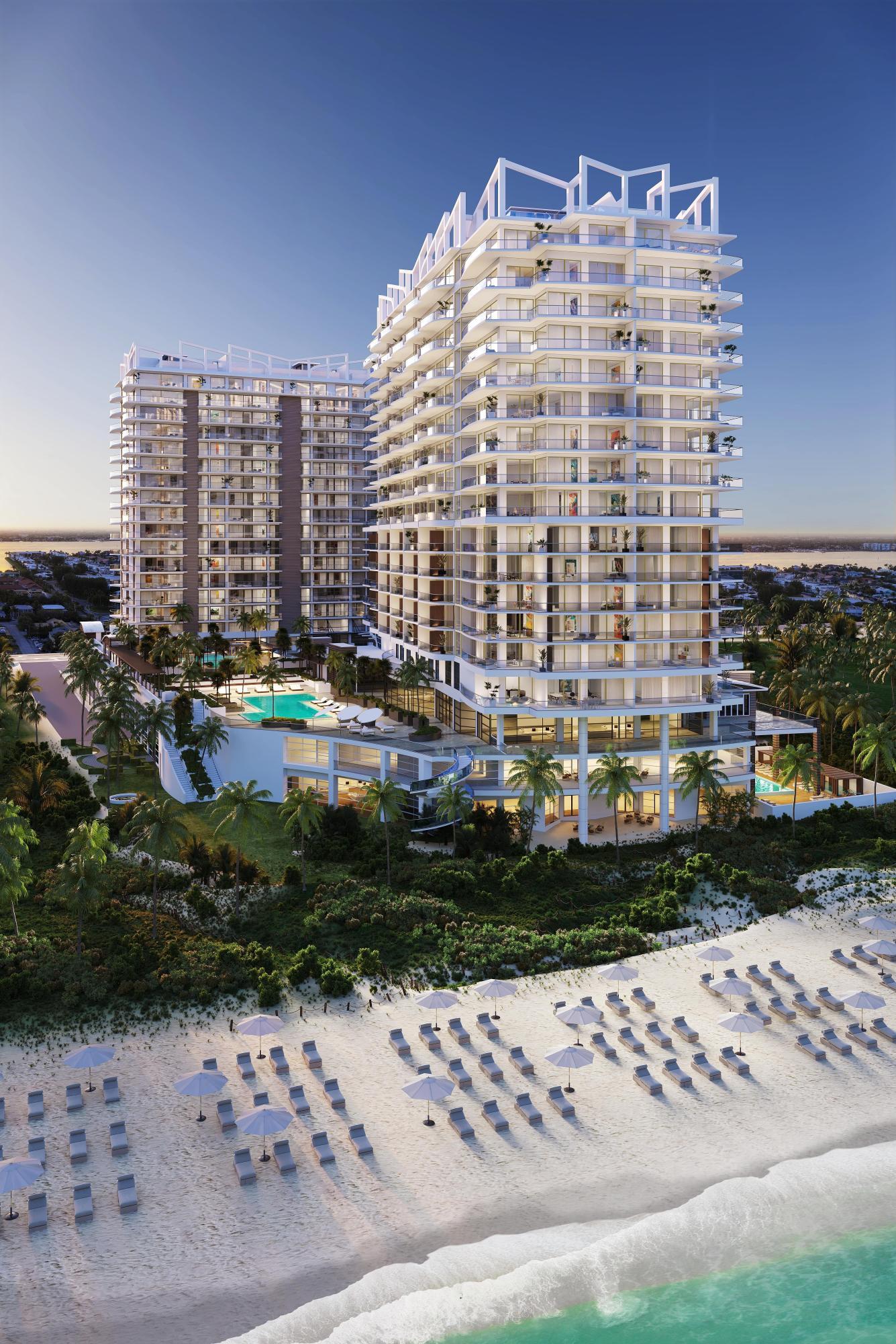 3100 N Ocean Drive H-Ph3  Singer Island FL 33404