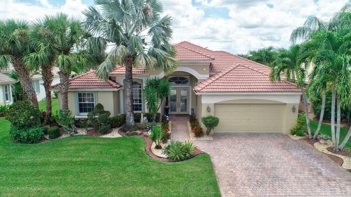 Bellaggio home 9628 San Vittore Street Lake Worth FL 33467