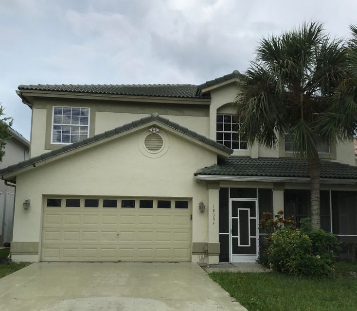 18304 Clear Brook Circle  Boca Raton FL 33498