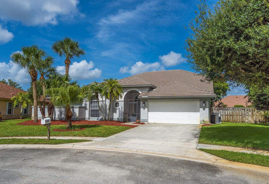 Home for sale in Addington Estates West Lake Worth Florida