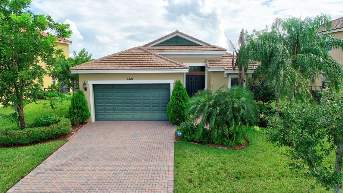 2324 Bellarosa Circle Royal Palm Beach, FL 33411