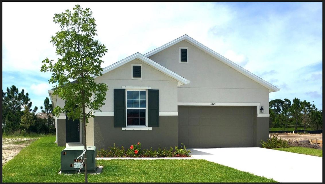 5695 NW Pine Trail Circle  Port Saint Lucie FL 34983