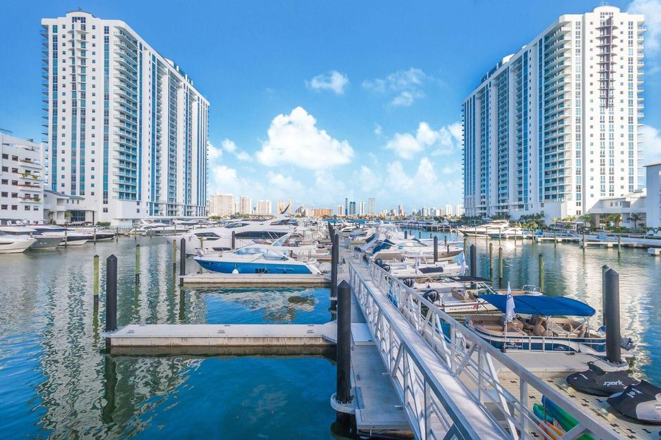 Home for sale in The Reserve Marina Palms North Miami Beach Florida