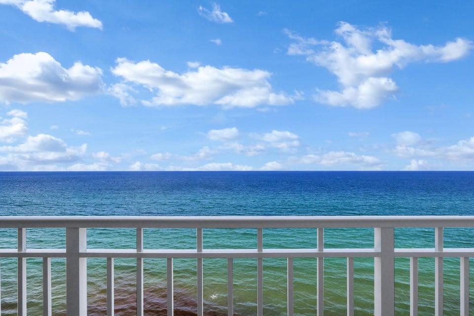 3221 S Ocean Boulevard 1009  Highland Beach FL 33487