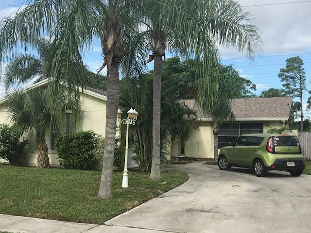Home for sale in LONE PINE ESTATES 3 West Palm Beach Florida