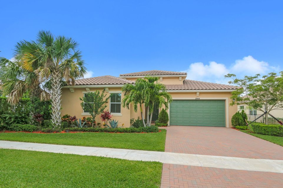 2944 Bellarosa Circle Royal Palm Beach, FL 33411