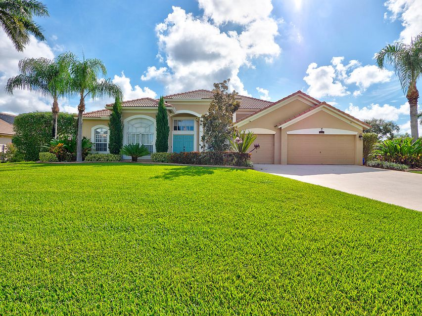 Home for sale in Legend Lake Estates Lake Worth Florida