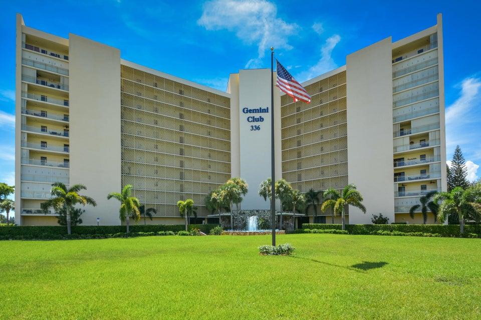 Home for sale in Gemini Condominium North Palm Beach Florida