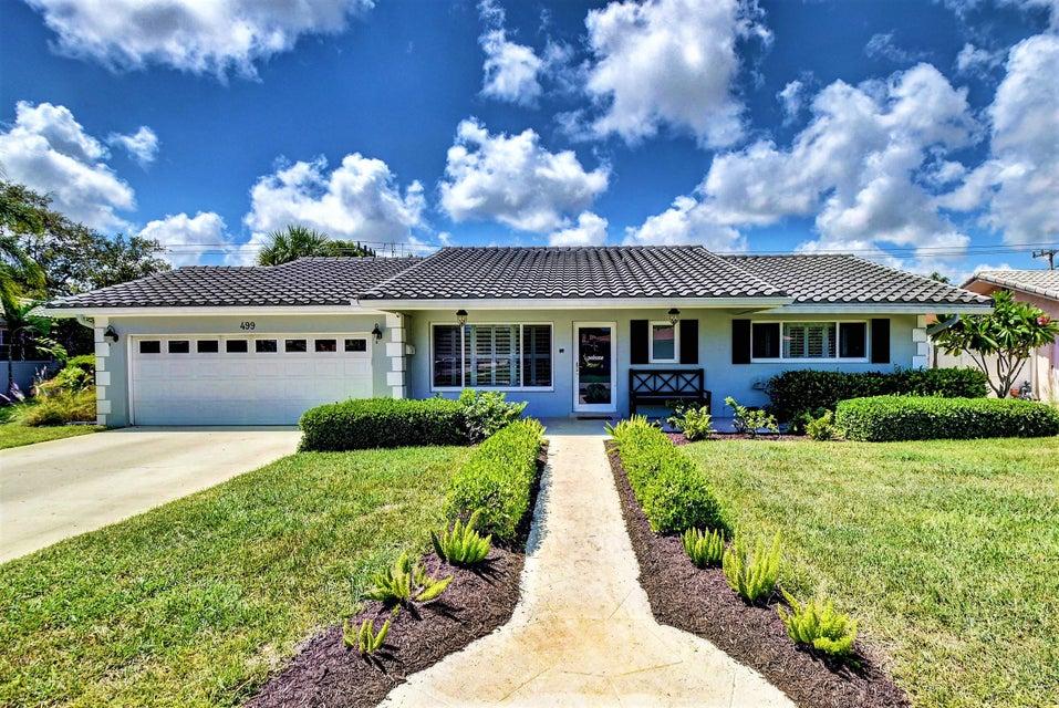 499 SW 8th Terrace  Boca Raton FL 33486