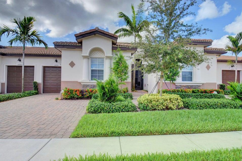 VILLAGGIO RESERVE home 14884 Barletta Way Delray Beach FL 33446