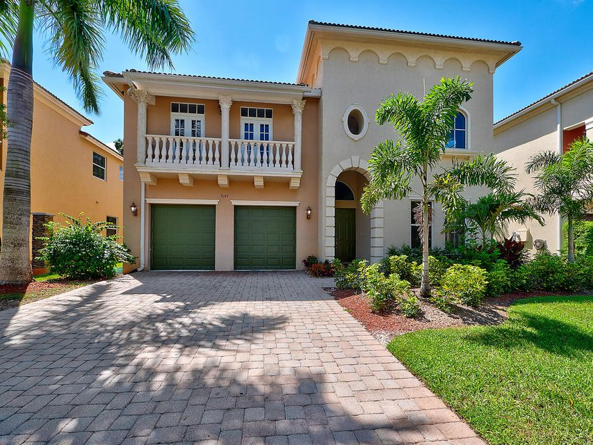 Home for sale in PARKWOOD ESTATES - WORTHINGTON West Palm Beach Florida