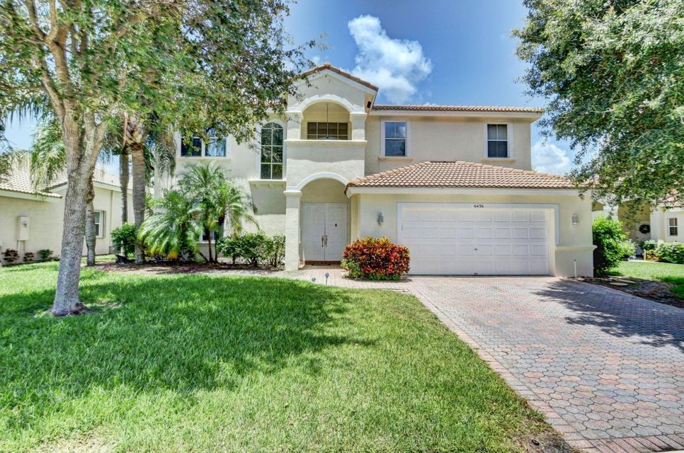 6436 Sand Hills Circle Lake Worth, FL 33463