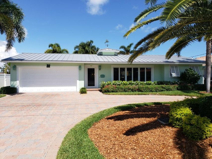 Home for sale in Harbor Village Pompano Beach Florida