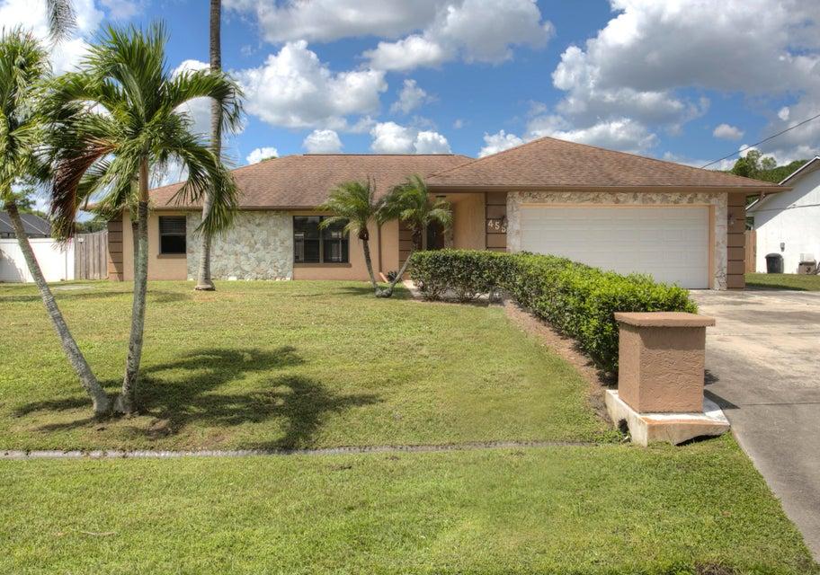 455 SE Fallon Drive  Port Saint Lucie FL 34983