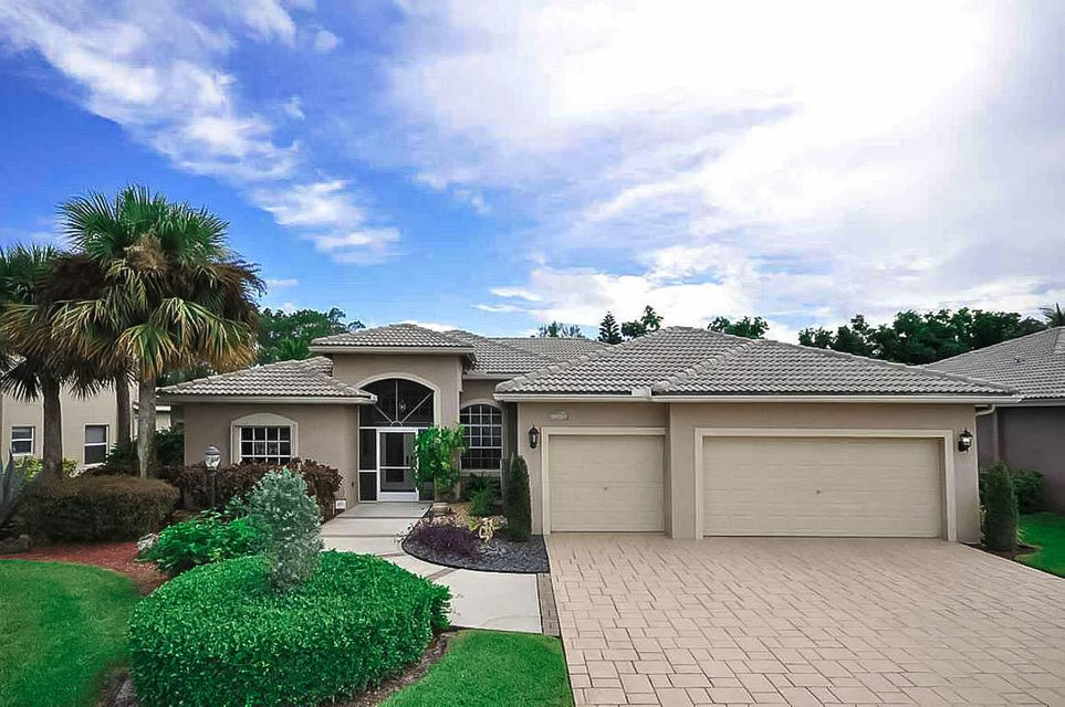 11620 Waterbend Court  Wellington FL 33414
