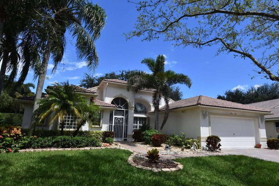 VALENCIA LAKES home 11535 Pamplona Boulevard Boynton Beach FL 33437