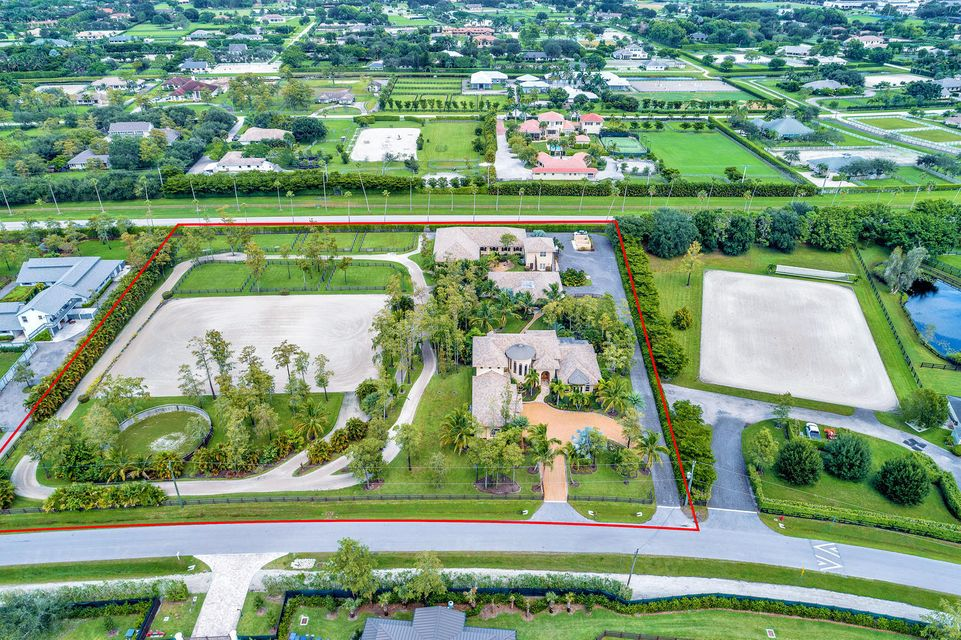 Home for sale in Saddle Trail Wellington Florida