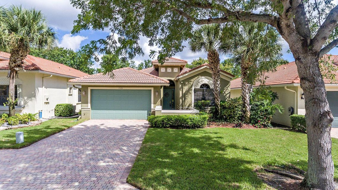 7190 Boscanni Drive Boynton Beach 33437 - photo