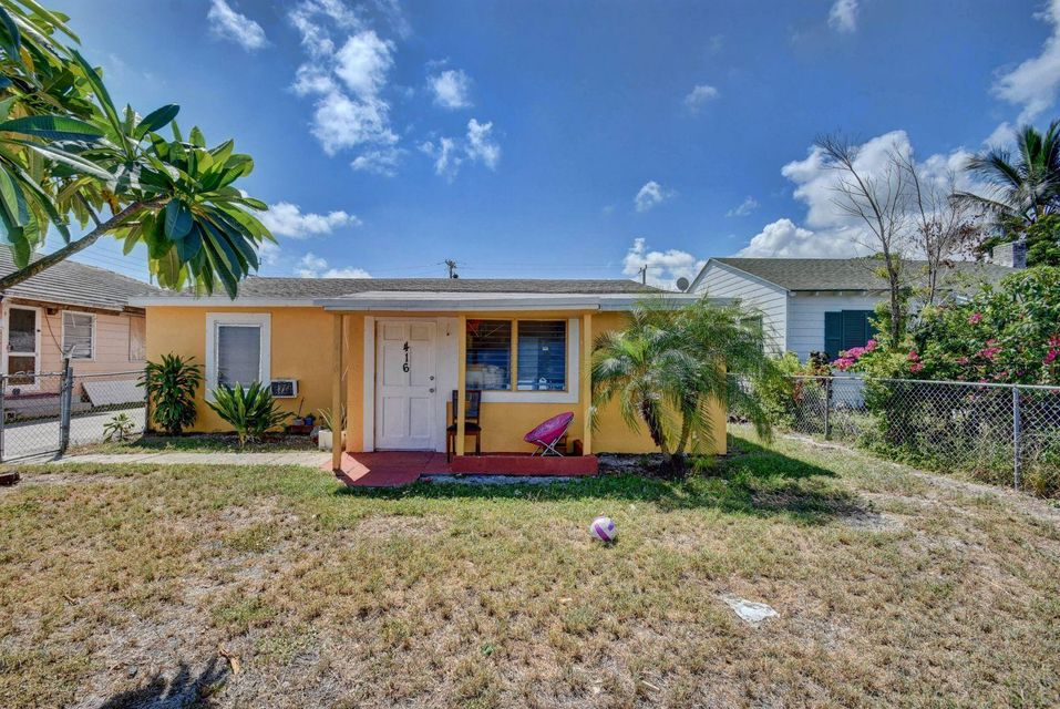 416 Puritan Road West Palm Beach, FL 33405